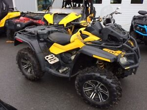 2011 Can-Am Outlander 800 XMR