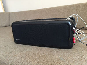 Element Portable Speakers for iPod