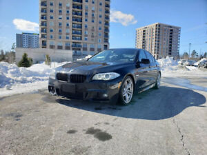 2011 BMW 535i XDrive M package