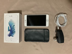 iPhone 6S PLUS 16Gb Factory Unlocked with protective pouch $300