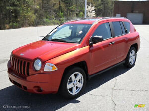 2008 Jeep Compass SPORT/NORTH 4X4