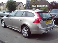 2011 Volvo V60 D5 [215] ES 5dr Geartronic 5 door Estate