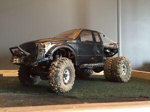 Scx10 tow truck