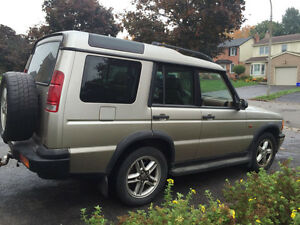 2000 Land Rover Discovery Kitchener / Waterloo Kitchener Area image 4