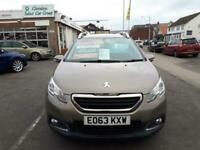 2013 Peugeot 2008 Active 1.6 e-HDi Diesel Auto From £7,695 + Retail Package Esta