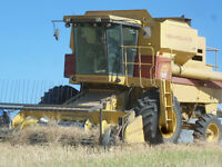 New Holland TR96 Combine