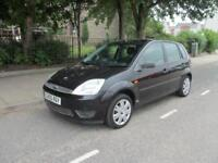 2006 Ford Fiesta 1.4 TD Style 5dr