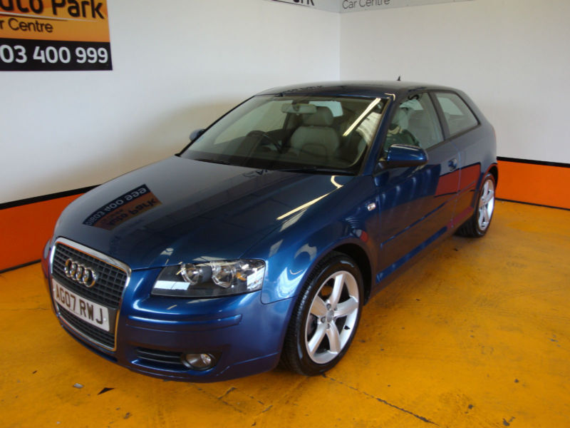 audi a3 2 0tdi s tronic 2007my sport in norwich norfolk. Black Bedroom Furniture Sets. Home Design Ideas