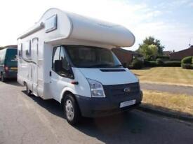 2013 Rimor Katamarano 2200cc Manual Diesel 6 Berth 6 Traveling Seats Ref 11150