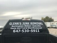 Glenn's Junk Removal 647-530-5911 ~ Honest ~ Reliable ~ Trusted