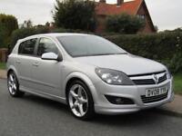 2008 Vauxhall Astra 1.9 CDTi 16V SRi 150 BHP 5DR TURBO DIESEL HATCHBACK ** 50...