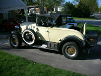 Ford Shay Roadster for sale.