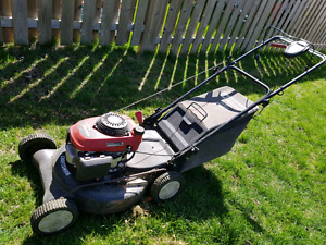 "Craftsman 21"" with Honda engine"