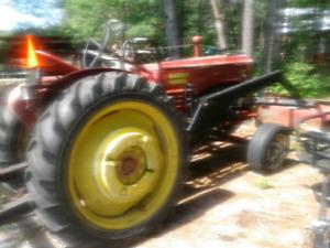 Massey Harris 22 HP Tractor
