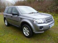 2013 Land Rover Freelander 2 2.2 SD4 GS 4X4 5dr SUV Diesel Automatic