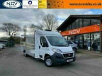 2016 Fiat Ducato 35 MULTIJET DROPSIDE PLANT CHASSIS CAB TRUCK Chassis Cab Diesel