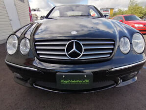 2005 MERCEDES BENZ CL 500 - AMG PACKAGE- NO ACCIDENT - FOR SALE!