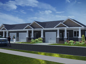 Choose Your Finishings in New Bungalow Condo under construction