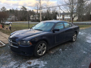 AWD DODGE CHARGER