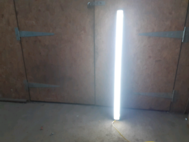 5ft emergency LED lights, can e used on 110 or 240 volts, £10.00 each,