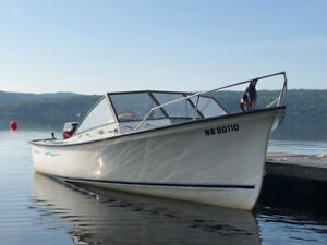 Seabreeze Boat for Sale - 19 foot Dual Console 2006