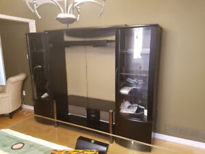 TV entertainment unit. Made by CONCORDIA, Canada