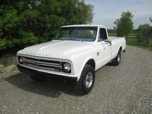 1967 Chevrolet K10 4X4