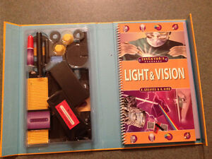 BRAND NEW  Light and Vision Science Kit London Ontario image 2