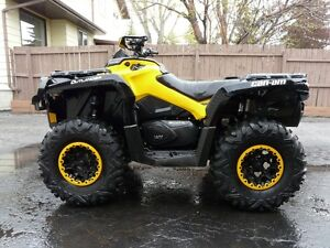 2013 Can-Am Outlander XTP - Excellent Condition, Low KMs