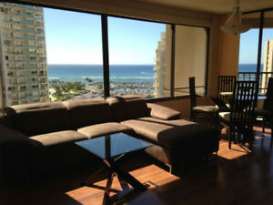 Beautiful, Modern Ocean View, Luxury Condominium