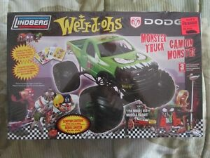 Plastic Model Lindberg Weird-Ohs Dodge Monster Truck Kitchener / Waterloo Kitchener Area image 1