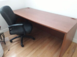 Executive Desk with Chair