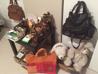 LADIES CLOTHING ,SHOES , BAGS, HOUSE HOLD &MANY MORE FOR SALE