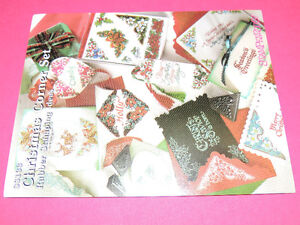 Boxed set of Rubber Christmas Stamps Kitchener / Waterloo Kitchener Area image 2