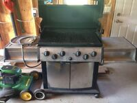Broil King Sovereign XL natural gas bbq