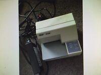 Star SP298 Cream Parallel Cheque Slip Dot Matrix Printer