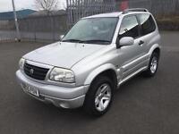 2005 Suzuki Grand Vitara 1.6 SE 3dr