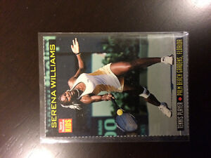 Serena Williams 1998 SI Kids , rookie , very rare. only 25$