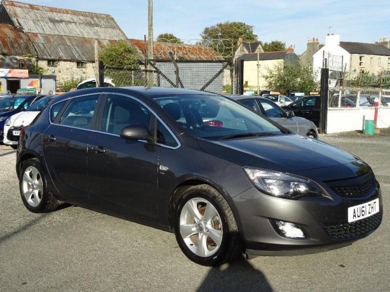 2011 Vauxhall Astra 2.0 CDTi ecoFLEX 16v SRi 5dr (start/stop)