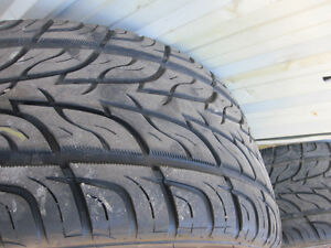305-40-R22 DEEP DISH UNIVERSAL LIKE NEW THIS A STEAL Kitchener / Waterloo Kitchener Area image 3