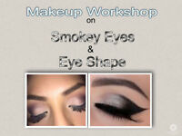 ****Recognized Makeup Class! Cours de Maquillage RECONNU!