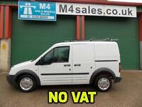 Ford Transit Connect T200,SWB Van & sld.