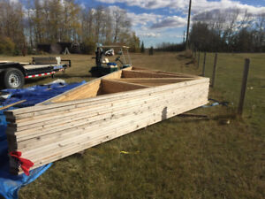 Trusses Kijiji In Alberta Buy Sell Amp Save With
