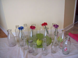 ANTIQUE MILK BOTTLES ** See EACH BOTTLE PRICING **