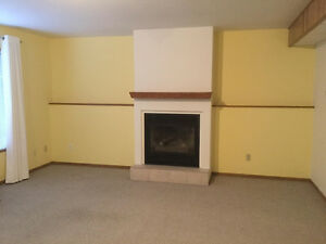 Two bedroom ground level suite, $1100/month incl. utilities