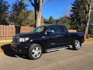 2012 Tundra Double Cab every available option