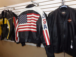 """""""Easy Rider"""" jacket in large -  recycledgear.ca Kawartha Lakes Peterborough Area image 4"""