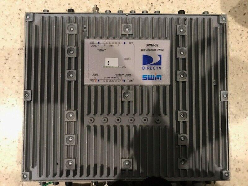 DirecTV SWM-32 4x8 Channel SWiM Module