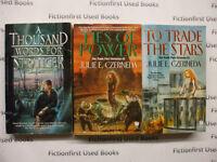 """Trade Pact Universe Trilogy"" by: Julie E. Czerneda"