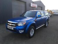 * SOLD * 2011 Ford Ranger Thunder 2.5TDCi Double Cab 4x4 Pickup Diesel * 78k